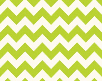 Cr'eme Lime  Chevron Nursing Cover- HideAway Nursing Cover Up with OVERALL BUCKLE