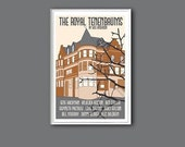The Royal Tenenbaums movie poster in various sizes