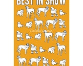 Best in Show 12x18 inches movie poster