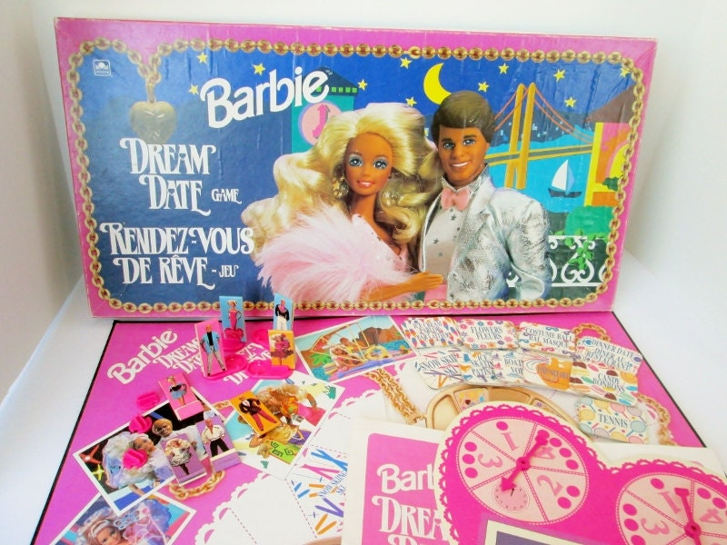 barbie dating games
