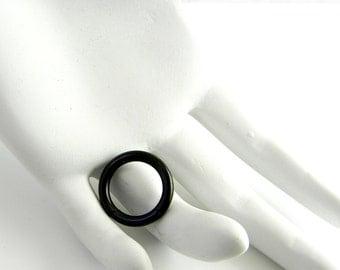Solid Anodized Titanium Captive Segment Clasp 1/2 inch 10g