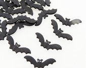 Bat Flatback Buttons by Buttons Galore