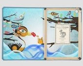 iPad 4 Case - iPad 3 Case - iPad 2 Case - iPad Air Case - Nothing will drag you down