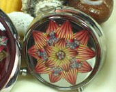 CLEARANCE Pillbox Flowers Kaleidoscope Millefiori in Polymer Clay