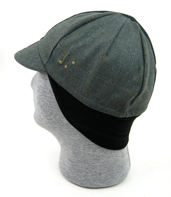 La Flèche Wallonne 100% Wool Winter Cycling Cap