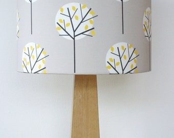 Moonlight Tree lampshade - Stone