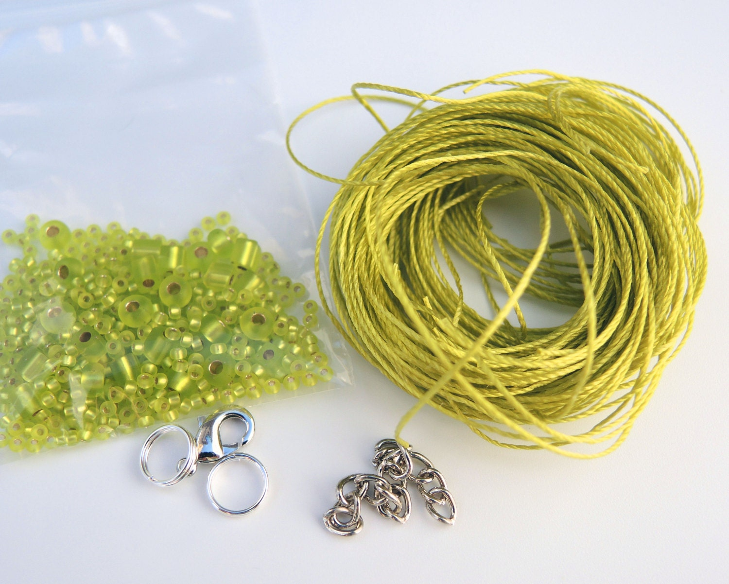 micro macrame cord micro macrame bracelet bead and cord kit for leaves tutorial 7579