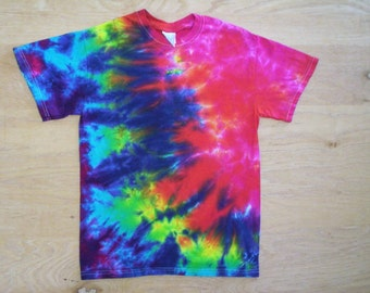 Childrens-Tie Dye Size Youth Small