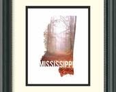Mississippi - Woods - Digital Download
