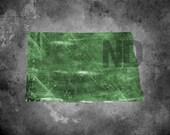 North Dakota Texture - Digital Download