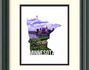 Minnesota - St. Paul - Digital Download