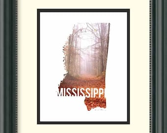 Mississippi - Woods - Digital Download