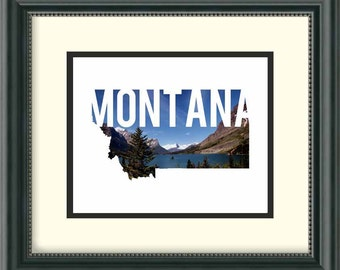 Montana - Mountains - Digital Download