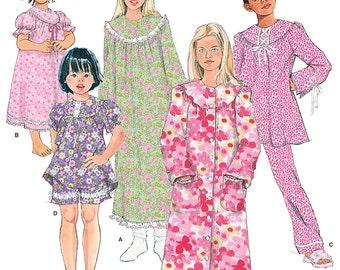 Sock Monkey Kids Footed Pajama - Footed Pajamas - Kids Pajamas