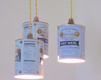 McCann Can chandelier