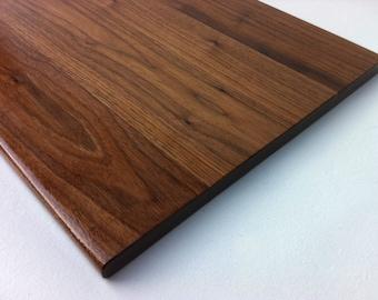 Walnut Shelves for Cado Royal, Nelson CSS, Rakk, or Omni Like Wall Shelving Units  - Made to Fit