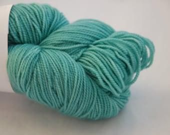 Studio June Yarn, Sydney Sock, Superwash Merino, Color - Jade