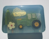 Tractor Soap