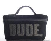 DUDE medium travel bag from eco-friendly materials