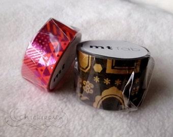 mt Washi Masking Tape - mt fab - Handdrawn / Frames