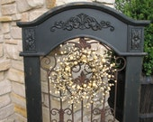 Wedding Wreaths Decor, CandleSticks, Decorative Wreaths, Wedding Decor, Wedding Table Decorations, Wedding Venue Ideas