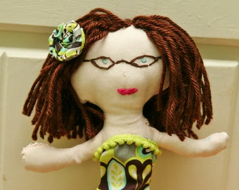 Custom Mommy (or Daddy) Doll for your little girlie or guy