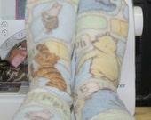 Fleece Socks Classic Pooh Tigger Piglet Eeyore