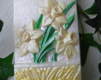Daffodil Handcrafted  Glycerin Soap