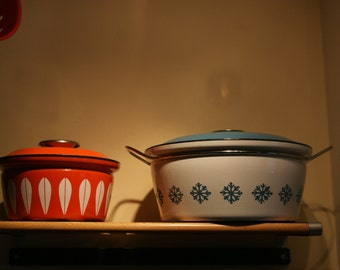 Cathrine Holm Snowflake Pan