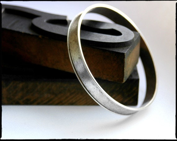 Channel Bracelet Blank Antiqued Silver Plated Quantity 1