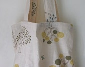 Little Trees Shopping Tote Set