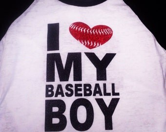 Custom baseball shirt, baseball bling shirt, baseball mom shirt, custom baseball tee