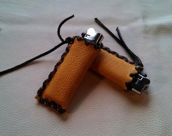 Buckskin Lighter Case