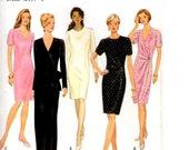 Sewing Pattern, Simplicity 9352, Womens Dress, Size 6, 8, 10
