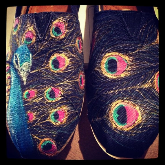 Peacock TOMS