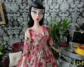 Mary Magpie fashion art Doll Pre-Order Make your own Mary