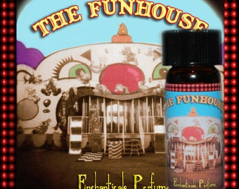The Fun House Carnival perfume oil from the KrAzY KaRnIvAl collection 1/8 fl oz