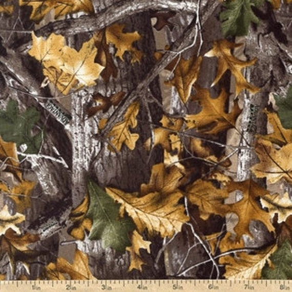 Realtree Camo Fabric 100 Cotton Fabric By The Yard