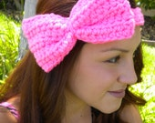 Bow Headband PATTERN ONLY