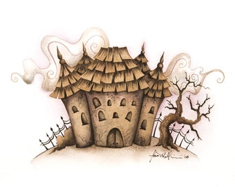 Haunted House - Reproduction