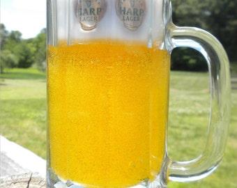 Harp Lager Beer Mug Candle
