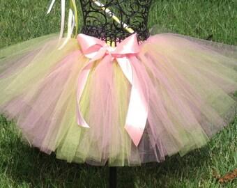 Fluttershy Costume- My Little Pony Costume- My Little Pony tutu- Fluttershy tutu- My Little Pony Fluttershy- My Little Pony Birthday