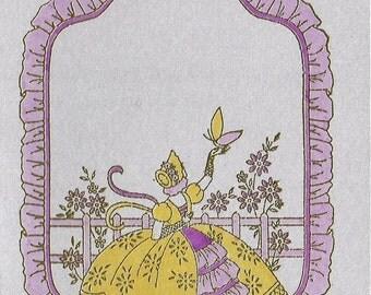 Lovely Lavender Lady