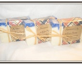 Amazon LIly & Rain All Natural Handmade Soap --- Soft Line-Dried Linen Scent!