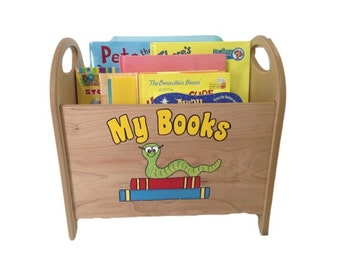 Book Worm Book Holder by Pookie Boutique