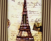 Eiffel Tower Switch Plate cover