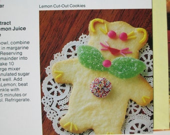 ReaLemon Brand Recipe Collection, 1987