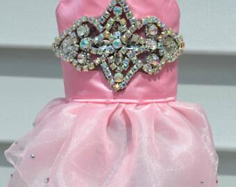 Dog Dress, Princess Sparkle