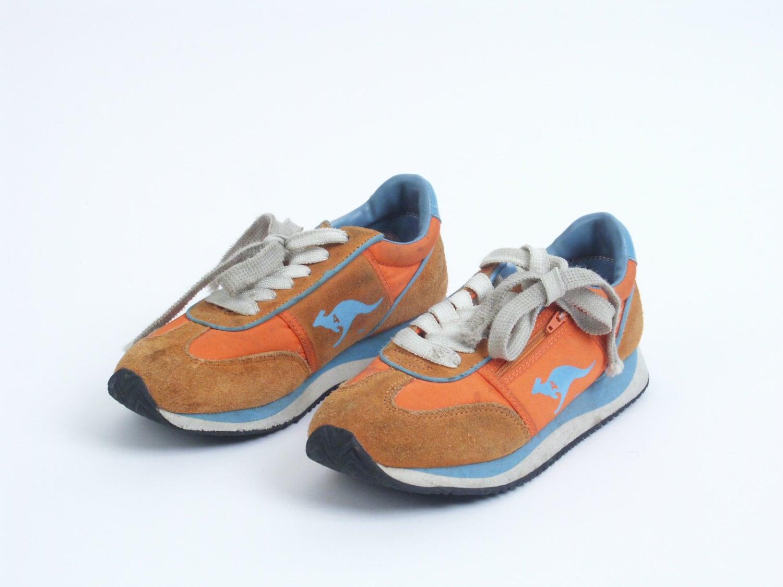 vintage kangaroos sneakers tennis shoes s size 6