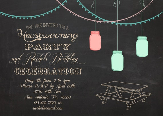 Housewarming Party Invite Template for adorable invitations template